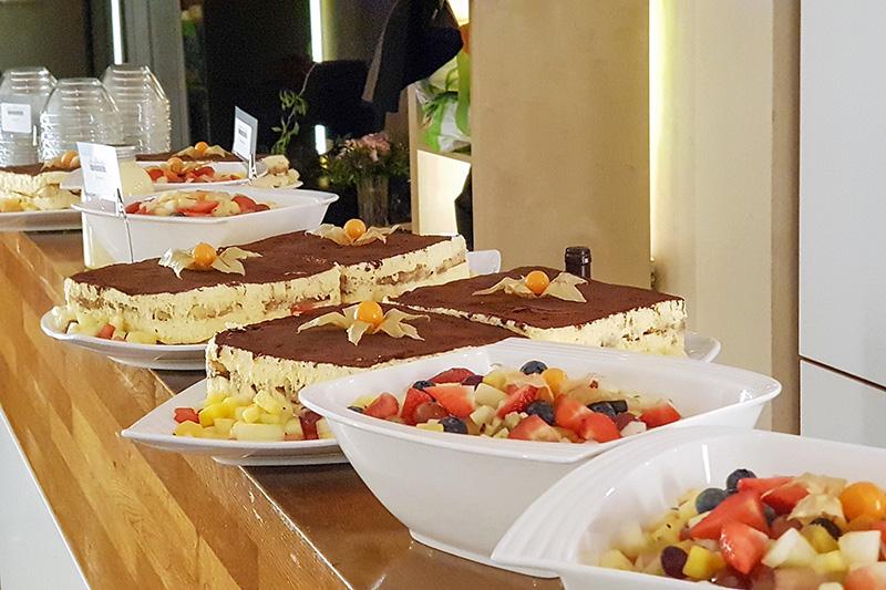 Dessert vom Partyservice Sarter aus Bonn