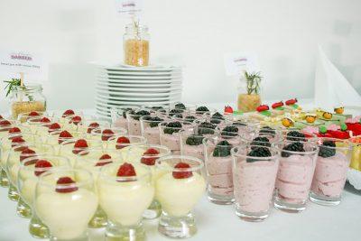 Desserts vom Partyservice Sarter aus Bonn