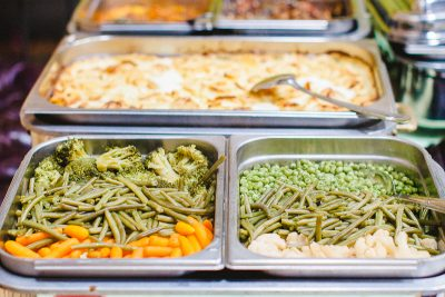 Hauptgerichte vom Partyservice Sarter aus Bonn