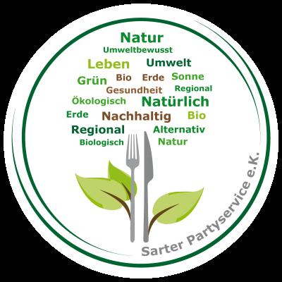 Sarter Partyservice e.K. steht für biologischen und nachhaltige Landwirtschaft & Produkte